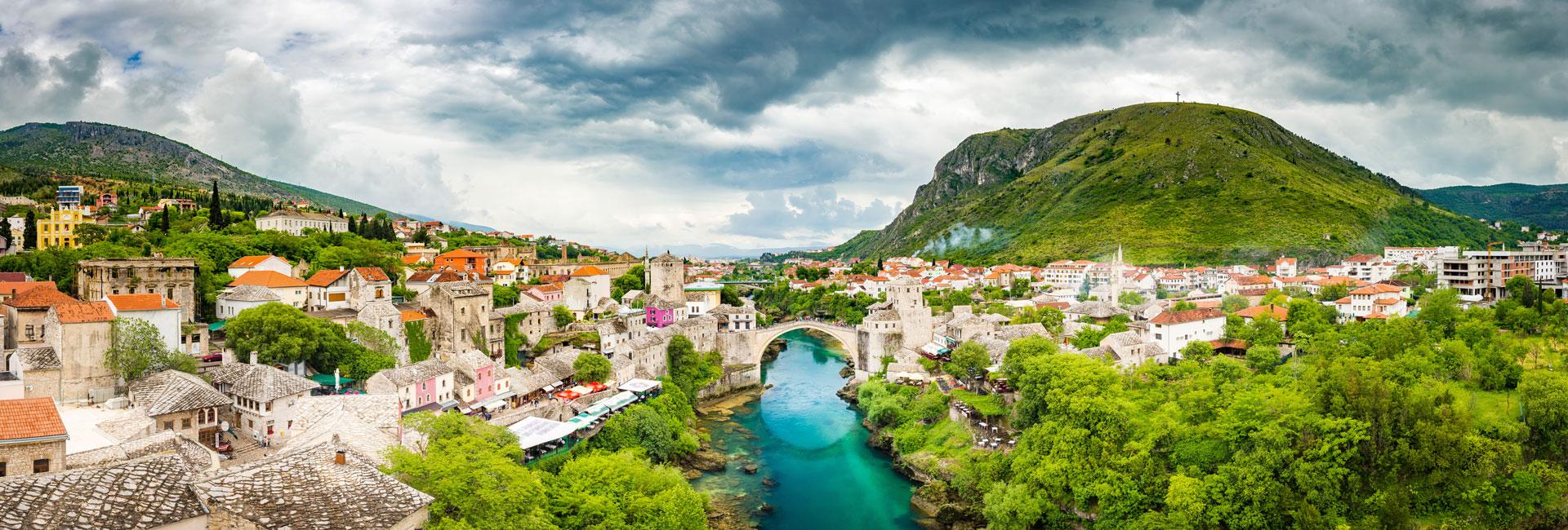 Ansicht Bosnien