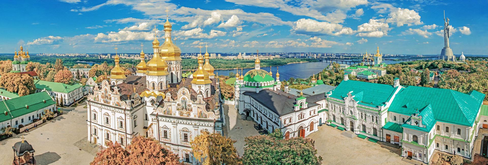 Ansicht Ukraine