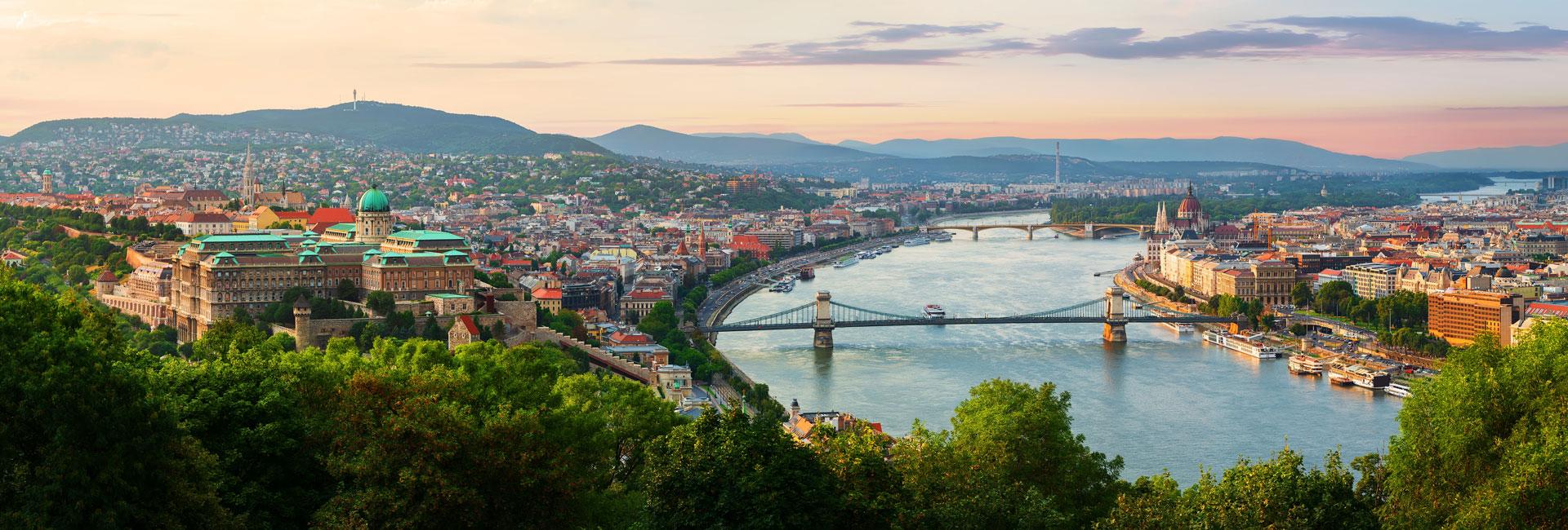 Ungarn Ansicht